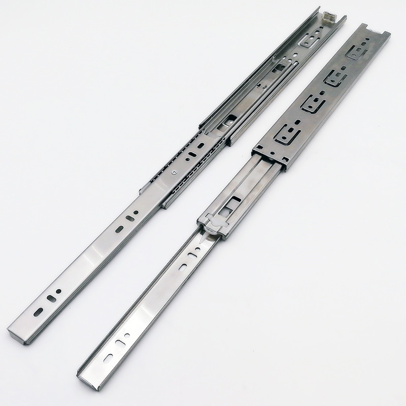 201 ball bearing stainless steel drawer slide