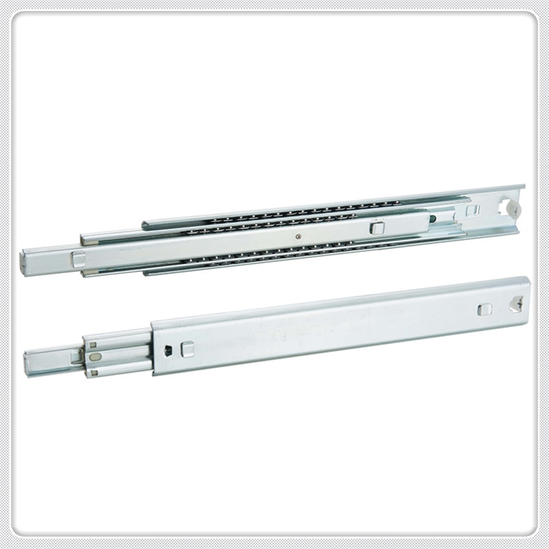 bayonet mount drawer slide